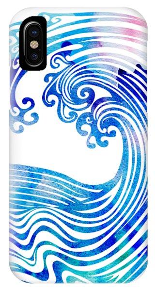 Waveland IPhone Case