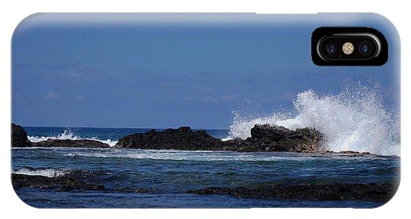 Waves Crashing IPhone Case