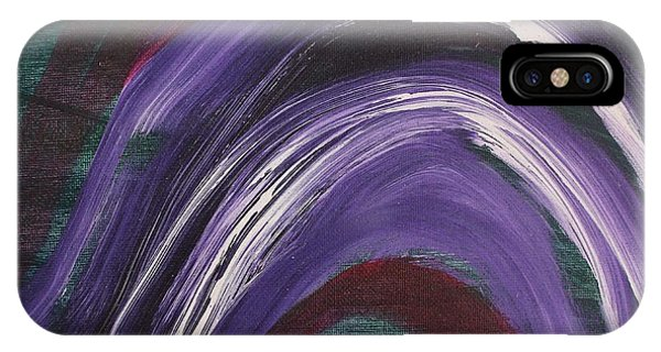 Waves Of Grace IPhone Case