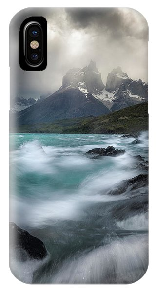 Waves On Waves IPhone Case