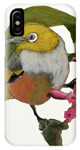 Waxeye IPhone Case