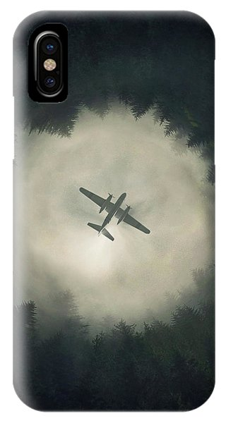 iPhone Case - Way Out by Zoltan Toth
