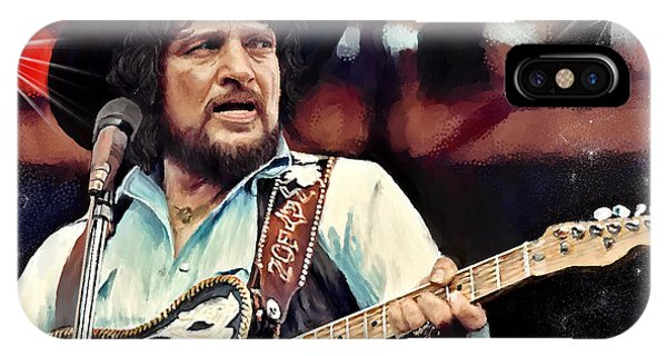 Waylon IPhone Case