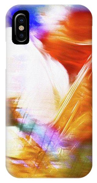 Wayne Shorter   Digital Watercolor Paintings IPhone Case