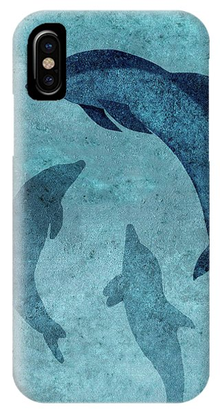 We Dream Again Of Blue Green Seas IPhone Case