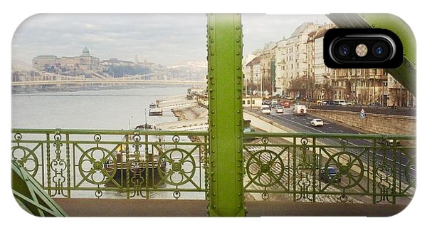 We Live In Budapest #4 IPhone Case
