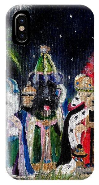We Three Kings IPhone Case