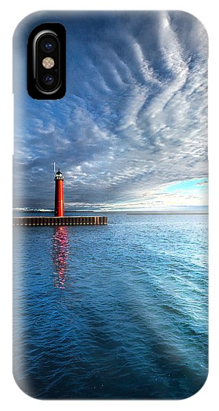 Chicago iPhone Case - We Wait by Phil Koch