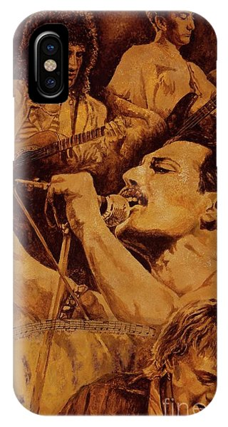 We Will Rock You IPhone Case