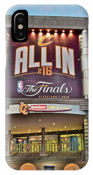 Kyrie Irving iPhone Case - We Win by Skyline Photos of America