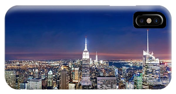 Chrysler Building iPhone Case - Wealth And Power by Az Jackson