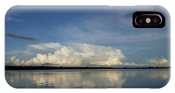 Weather From Tampa Bay 871 IPhone Case