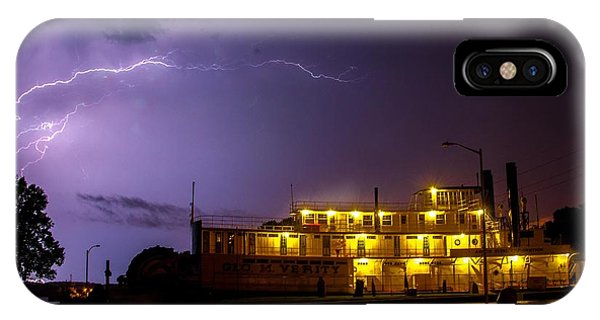 Weathering The Storm IPhone Case