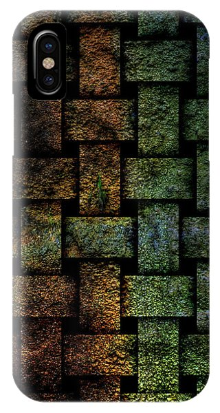 Weave A Might Stone IPhone Case