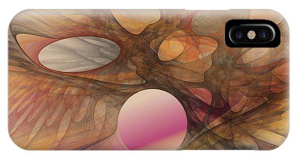 Web Of Dimensions Phone Case by Sandra Bauser Digital Art