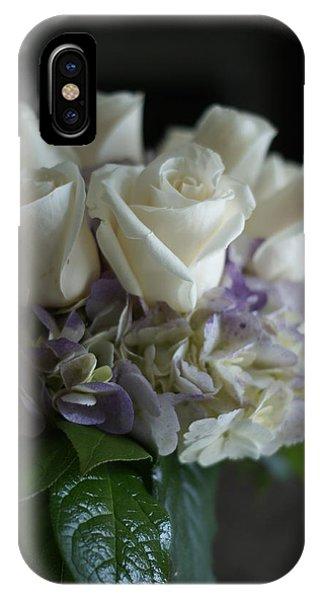 Wedding Bouquet IPhone Case