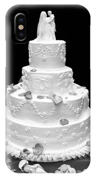 Wedding Cake IPhone Case