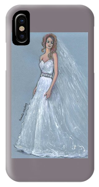 Wedding Day IPhone Case