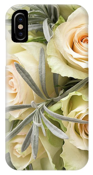 Wedding Flowers IPhone Case