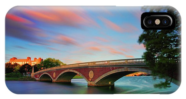 Weeks' Bridge IPhone Case
