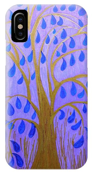 Weeping Tree IPhone Case