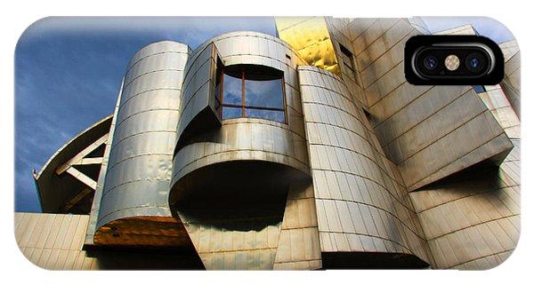 Weisman Art Museum University Of Minnesota IPhone Case