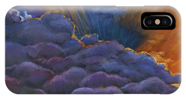 Skyscape iPhone Case - Welcome The Night by Johnathan Harris