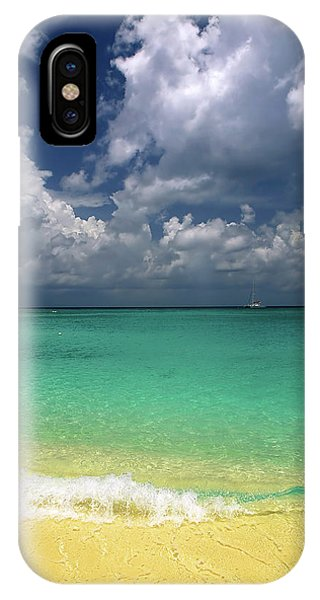 Welcome To Paradise IPhone Case