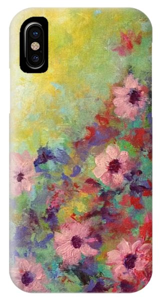 Welcoming Spring IPhone Case