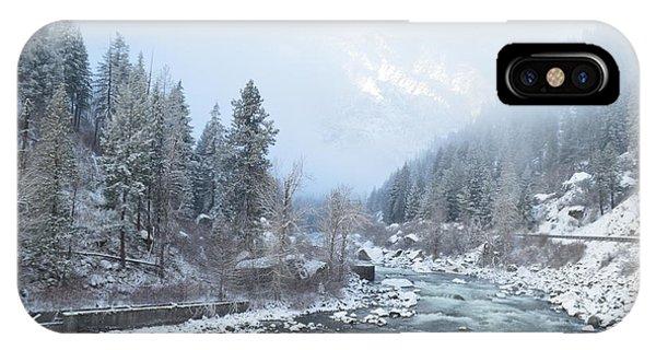 Wenatchee River IPhone Case