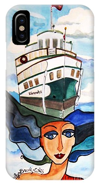 Wenonah 2  IPhone Case