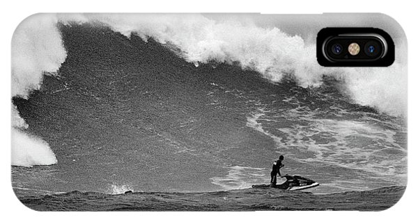 Jet Ski iPhone Case - West Bomb. by Sean Davey