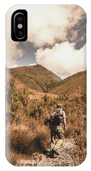 Discovery iPhone Case - West Coast Tasmania Traveller by Jorgo Photography - Wall Art Gallery