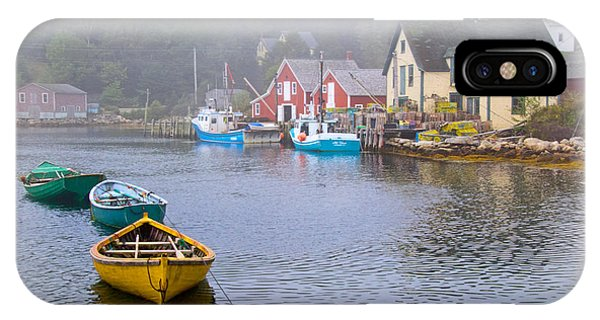 West Dover Harbour IPhone Case
