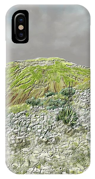 West Of The Hill Country IPhone Case