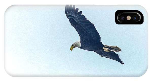 West Point American Eagle. IPhone Case