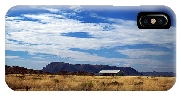 West Texas #1 IPhone Case