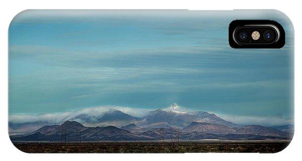West Texas Skyline #1 IPhone Case
