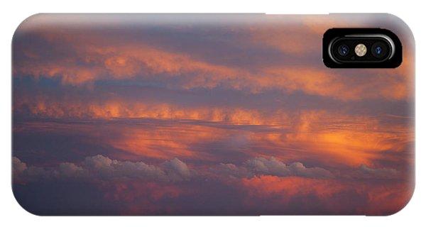West Texas Sunset #1 IPhone Case