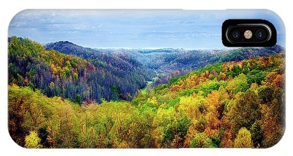 West Virginia IPhone Case