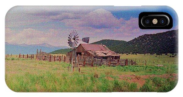 Westcliff Colorado IPhone Case
