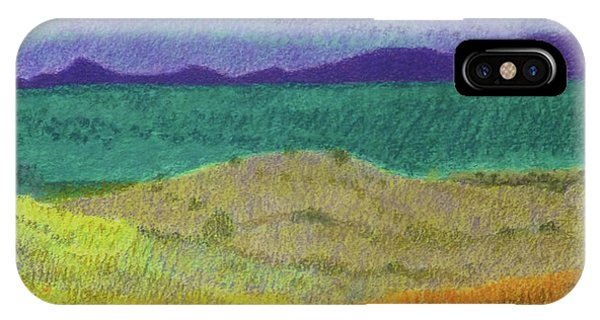 Western Edge Prairie Dream IPhone Case
