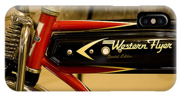 Western Flyer IPhone Case