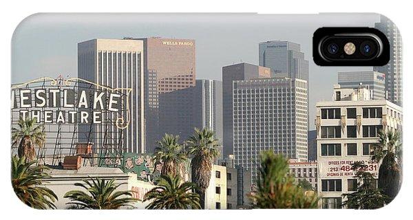 Westlake, Los Angeles IPhone Case