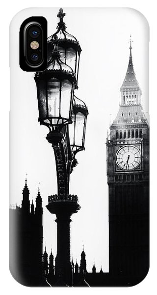 Greater London iPhone Case - Westminster - London by Joana Kruse