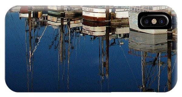 Westport Fishing Fleet II IPhone Case