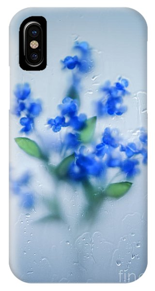 Close Up Floral iPhone Case - Wet Dream by Svetlana Sewell
