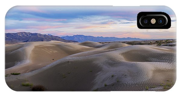 Dunes iPhone Case - Wet Dunes by Chad Dutson