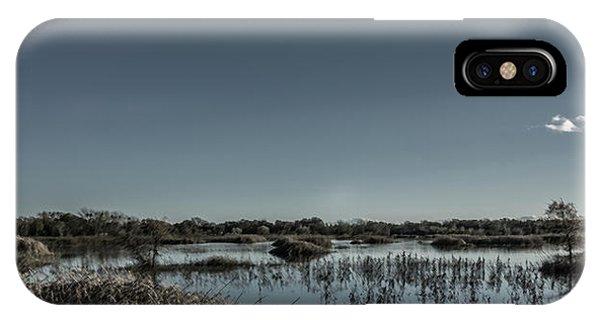 Wetlands Desaturated  IPhone Case