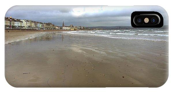 Weymouth Morning IPhone Case